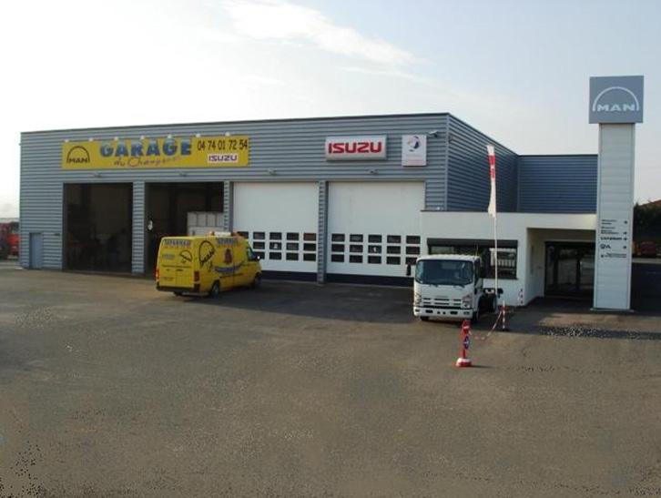 Garage du charpenay d pannage camion rhone garage isuzu 69 for Garage reparation sarcelles